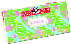 Lily Pulitzer Monopoly