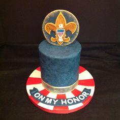 Eagle Scout Cake!