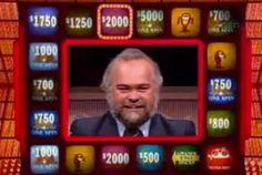 5 Game Show Controversies That Weren't in Quiz Show Michael Larson, Excited Face, Press Your Luck, 80s Tv, Tv Show Games, Public, 90s Nostalgia, Vintage Games, He Is Able