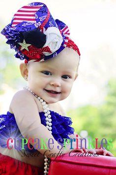 4th Of July Mini Hat. Marsha Perry · Children - Baby e4765497e825
