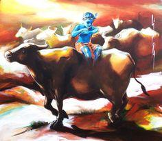 Artist : Jishu Nag