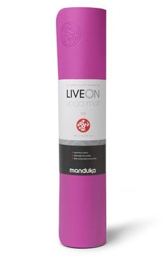 Manduka 'Live On' Yoga Mat | Nordstrom