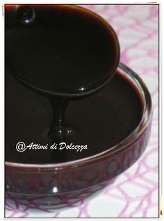 SALSA DI CAFFè / SAUCE OF COFFEE