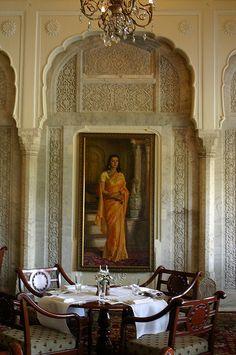 tribute to late Rajmata Gayatri Devi of Jaipur