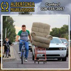 Albertinia Meubel Vervoer is a company which prides itself on delivering a. Free Quotes, Make You Smile, Funny Pictures, Africa, Priorities, Guy, Furniture, People, Fanny Pics