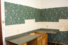 Kitchen Renovation Diary: Day #1