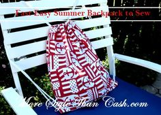 Summer backpack to s