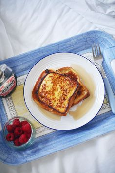 What Olivia Cooked: French Toast