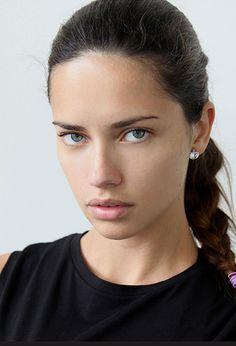 Adriana Lima - She is just an angel.