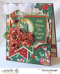 Scraps of Life: Graphic 45 Summer Release - A Christmas Carol