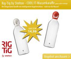 NEU: Rig-Tig by Stelton - COOL IT - nur 14,99 statt 22,99