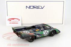Porsche 917K #35 6h Waktins Glen 1970 Larrousse / Lennep Dirty Version 1:18 Norev