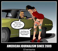 Mainstream Media - Disgusting