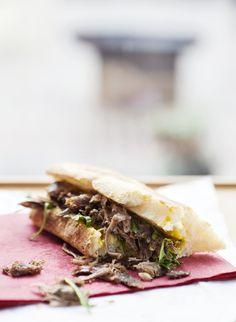 Chris Tonnesen: The best sandwich in Copenhagen @ Torvehallerne