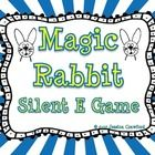 {FREEBIE} Help your students practice reading words with the silent E with the help of the magic rabbit! Perfect for a literacy center!