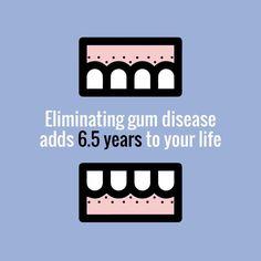 Gum health is very important, so take care of them! Dr. Marc E. Goldenberg, Dr. Kate M. Pierce, and Dr. Matthew S. Applebaum Pediatric Dental Office Greensboro NC