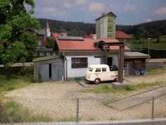 Bild Model Trains, Scale Models, Miniatures, Dioramas, Model Train, Model Building, Crafting, Scale Model, Minis