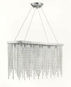 G902-B47/1120/10 Gallery Modern / Contemporary 10 Light Modern / Contemporary Dining Room Chandelier Chandeliers Lighting