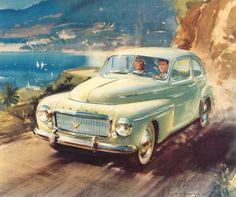 1957 Volvo PV 444