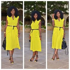 Today's Post: Mellow yellow!