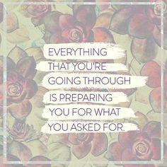 Be patient + persistent. (via @mindbodygreen)