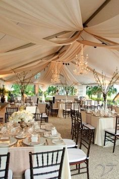 Tents can be so pretty...(Roseville Estates, Camb)
