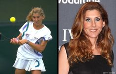 Monica Seles. One of favorite women players of all time.