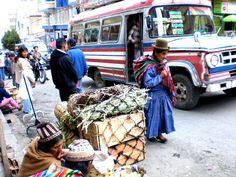 Ciudad La Paz - Bolivia