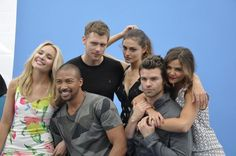 The cast of #TheOriginals on the #TVGMYacht at #SDCC2014...(via @TVGuideMagazine)