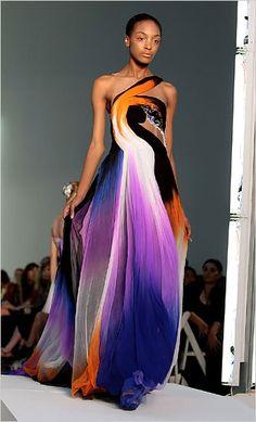 African fashion.