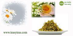 Chamomile Tea, Golden Color