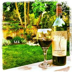 dreaming tree wine<3