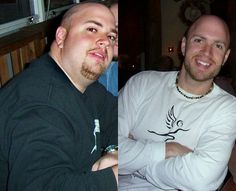 Mike Whitfield drops 105 pounds, becomes personal trainer   Read his inspirational fitness transformation story and meal prep tips. Motivational before and after  success stories from men and women who hit their weight loss goals with training and dedication.   TheWeighWeWere.com