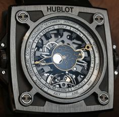 2013 limited edition Hublot Antikythera SunMoon watch. Part calendar watch, part astronomical watch, all horological obsession.