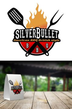 Smoking! Create a cool, impactful logo for fusion BBQ start-up Silver Bullet by GUERERRO