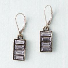 Horizon Earrings - NEW these are so pretty.  I just got them to match my horizon necklace mvanvleet.jewelkade.com