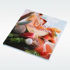 """Livre """"La France Gourmande"""" pour Thermomix TM 31"""
