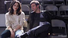 "Karen and Derek    Derek (Jack Davenport) asks guest star Ryan Tedder for help with a special project in Smash's ""The Coup"" episode."