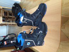 Nieuwe Snowboard boots, zin in de winter..