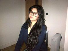 ha ha when i tried glasses....