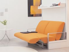 Extraordinary Orange Modern Lounge Murphy Bed With White Desk Unit And Round Table Also Beauty White Fur Rug 23 How To Optimize Your Small Room With Modern Murphy Bed Furniture murphy couch bed modern. murphy bed computer desk. murphy bed and couch combination. wall bed kit. moddi murphy bed kit. . 620x465 pixels