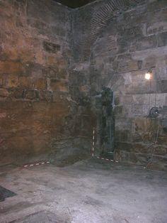 Cripta de la parroquieta de La Seo de Zaragoza. 2011
