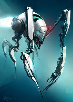 Medic fly by MatLat curated by @missmetaverse #futurist #futurology #cyberpunk #cybergoth #futuristic