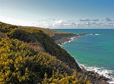 Clodgy Point, Cornwall.
