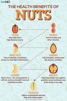 Did you know simply adding nuts to your diet lowers the odds of getting heart disease? They can also help improve your cholesterol, among other things.
