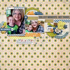 Felicity by Vicki Stegall, part of The Digi Files 92 for August 2016 https://thedailydigi.com/vicki-stegall-felicity Fonts are Stamp and Always In My Heart  Watch me scrap this layout: https://youtu.be/YOh3YFsAl6M