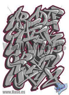 Graffiti Alphabet Styles, Graffiti Lettering Alphabet, Graffiti Words, Best Graffiti, Graffiti Wall Art, Graffiti Wallpaper, Graffiti Drawing, Graffiti Styles, Street Art Graffiti