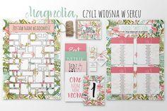 kolekcja Magnolia zaproszenia ślubne