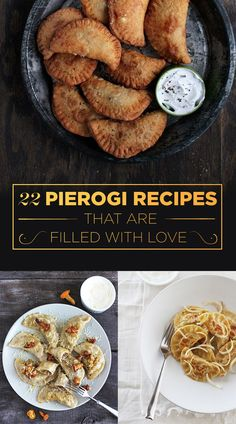 22 Pierogies That Are Stuffed With Hopes And Dreams