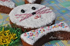 Easter fancy - cake for kids Festival Decorations, Fancy Cakes, Easter, Kids Rugs, Sweets, Cooking, Blog, Festive, Kitchen
